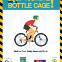 EQUIP YOUR BIKE WITH A BOTTLE CAGE