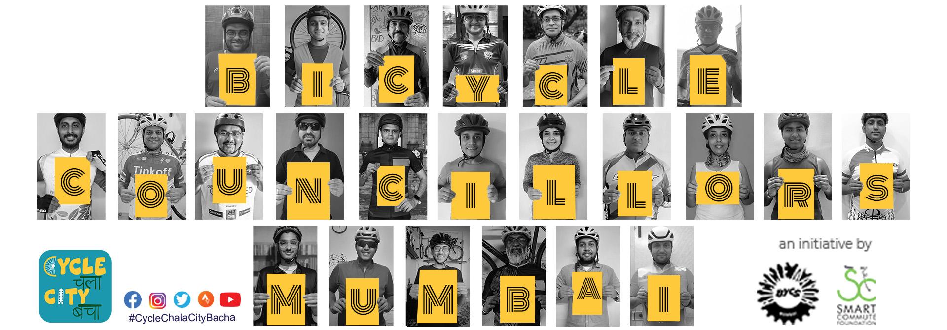 Cycle Chala City Bacha Councilors